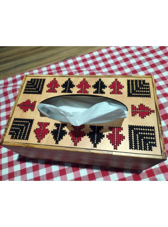 صندوق خشب الزيتون