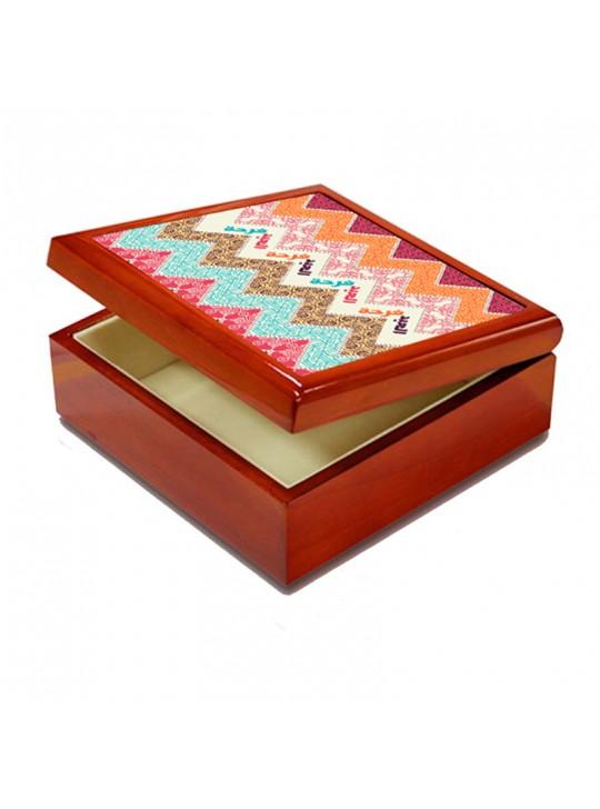 صندوق فاخر  تصميم العيد فرحه