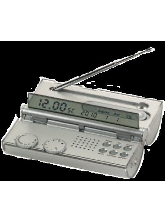 راديو مع منبه